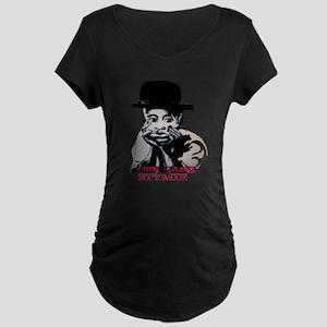little rascals Maternity Dark T-Shirt
