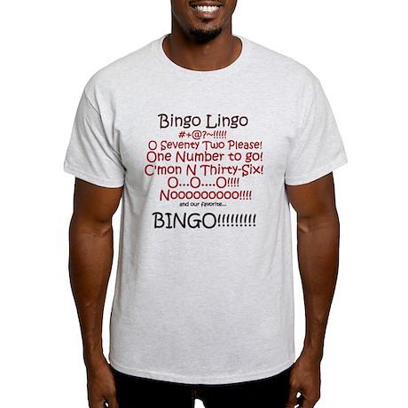 Bingo Lingo Light T-Shirt