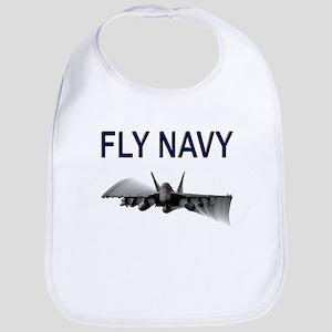 FLY NAVY Super Hornet Shirts Bib