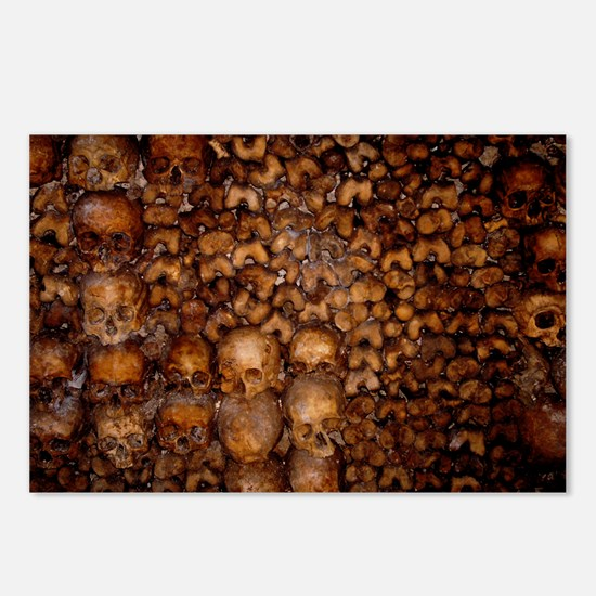 Unique Catacombs Postcards (Package of 8)