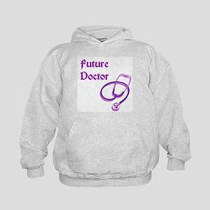 Doctor 7 Kids Hoodie