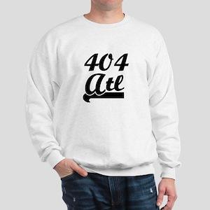 404 Atlanta ATL 2 Sweatshirt