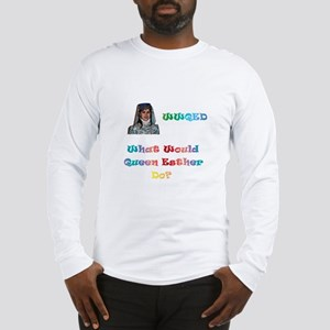 Purim WWQED Long Sleeve T-Shirt