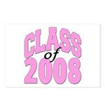 Class of 2008 ver2 Postcards (Package of 8)