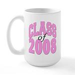 Class of 2008 ver2 Large Mug
