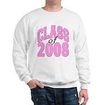 Class of 2008 ver2 Sweatshirt