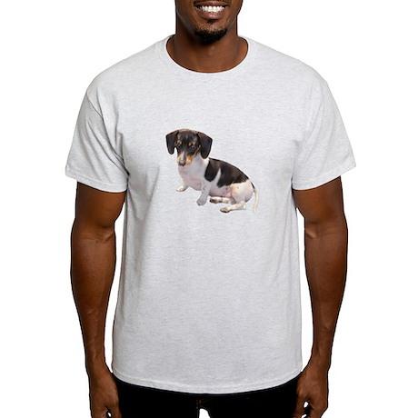 Black & White Doxie Light T-Shirt