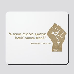 House Divided Mousepad