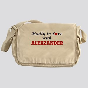 Madly in love with Alexzander Messenger Bag