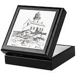 Point Loma Light House Keepsake Box