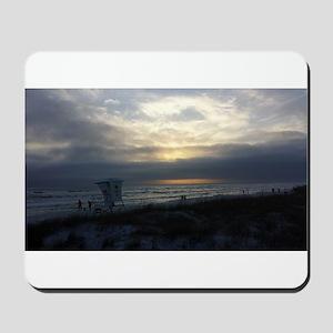 Destin Sunset Mousepad
