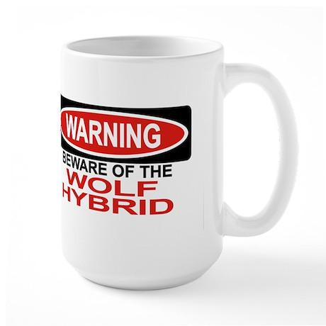WOLF HYBRID Large Mug