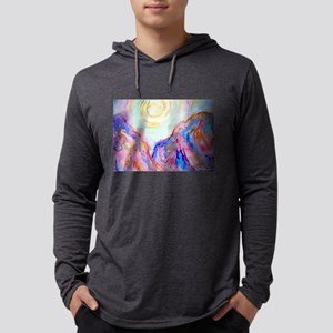 Deset sunset, southwest art! Long Sleeve T-Shirt