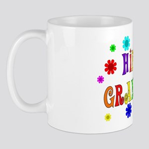 Hippie Grandma 11 oz Ceramic Mug