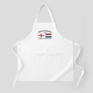 English-Dutch BBQ Apron