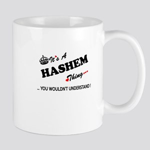 HASHEM thing, you wouldn't understand Mugs
