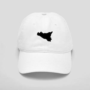 sicilian map Cap