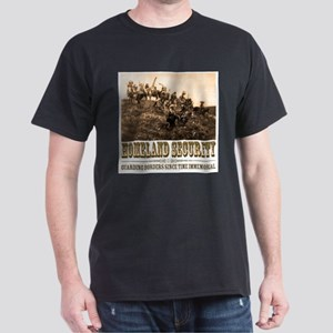 Homeland Security-Guarding Bo Ash Grey T-Shirt