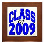 Class of 2009 Framed Tile