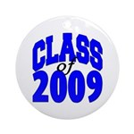 Class of 2009 Ornament (Round)