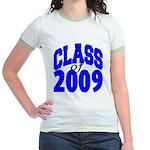 Class of 2009 Jr. Ringer T-Shirt
