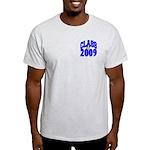 Class of 2009 Light T-Shirt