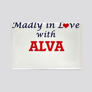 Madly in love with Alva Magnets