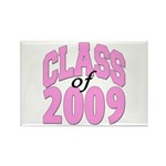 Class of 2009 ver2 Rectangle Magnet (100 pack)