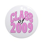 Class of 2009 ver2 Ornament (Round)