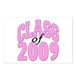 Class of 2009 ver2 Postcards (Package of 8)