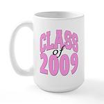Class of 2009 ver2 Large Mug