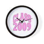 Class of 2009 ver2 Wall Clock