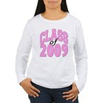 Class of 2009 ver2 Women's Long Sleeve T-Shirt