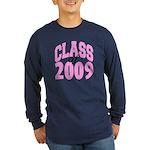 Class of 2009 ver2 Long Sleeve Dark T-Shirt