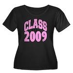 Class of 2009 ver2 Women's Plus Size Scoop Neck D