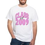 Class of 2009 ver2 White T-Shirt