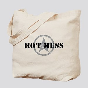 Hot Mess Tote Bag