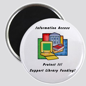 Information Access Magnet