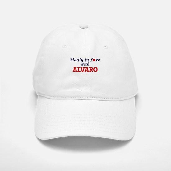 Madly in love with Alvaro Baseball Baseball Cap