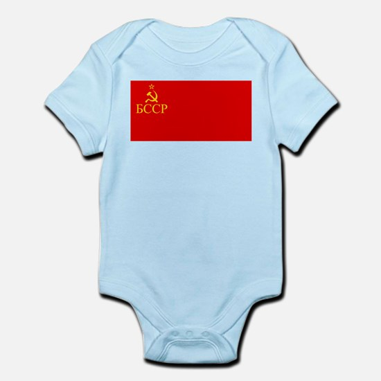 Flag of Belarus - Belarusian Flag Body Suit