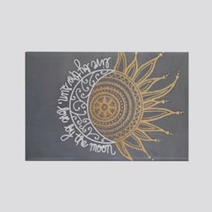 Sun and Moon Magnets