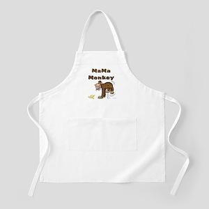MaMa Monkey BBQ Apron