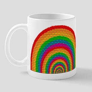 RAINBOW PRIDE BRICK TUNNEL Mug