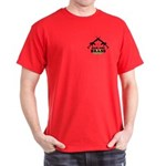 Bad Ass Brass Balls Dark T-Shirt