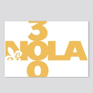 New Orleans 300 Years Tricentennial Postcards (Pac