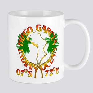 Diego Garcia Roundell 20-Oz Mug Mugs