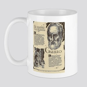 Galileo Mini Biography Mugs