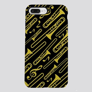 Trombone Band Travel Gi iPhone 8/7 Plus Tough Case