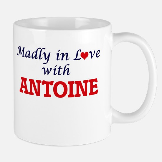 Madly in love with Antoine Mugs