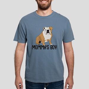 Momma's Boy Mens Comfort Colors Shirt